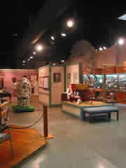 Finney County Museum Exhibit Gallery