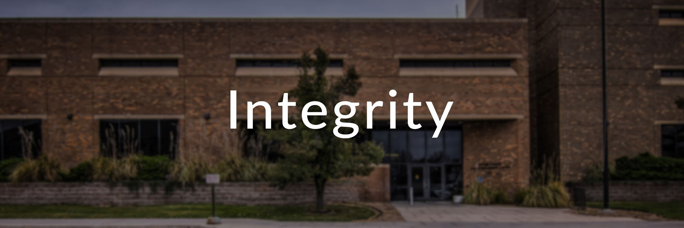 Be honest and trustworthy. Be transparent to citizens and put the county's interests above personal gain.