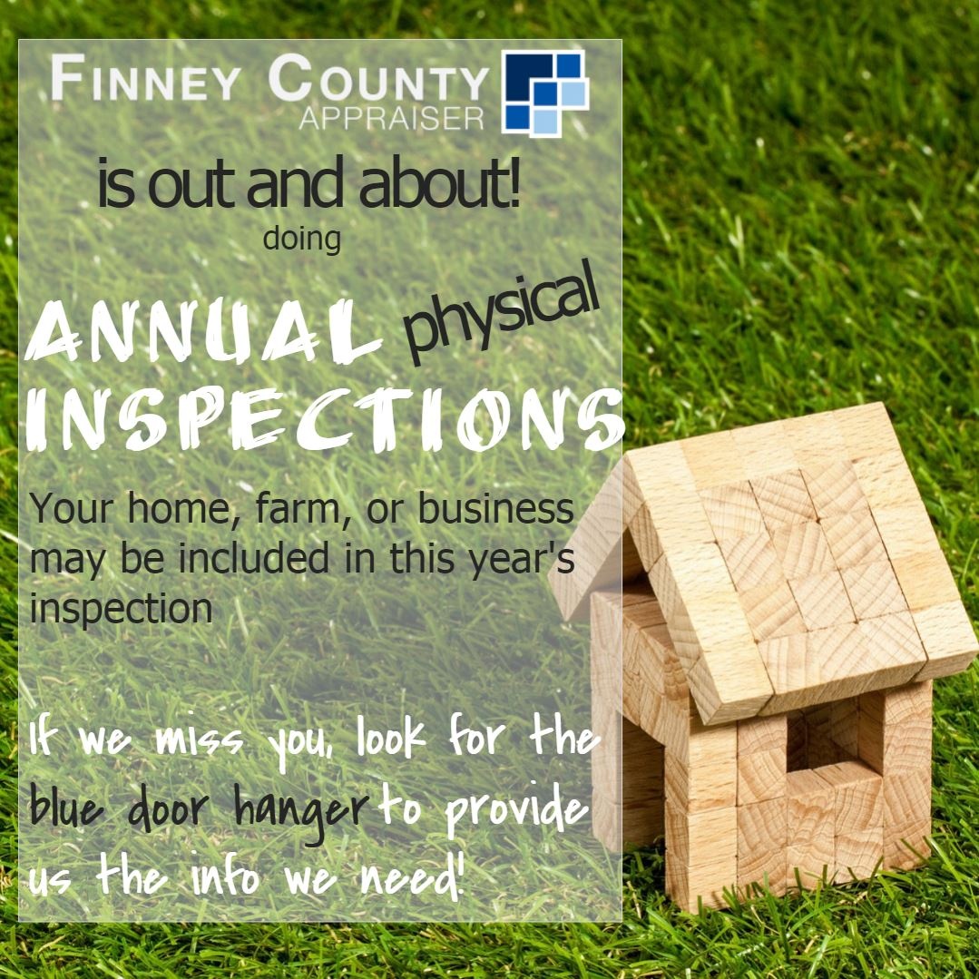Appraiser - Annual Inspections (2019)