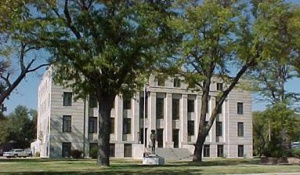 Finney County Courthouse